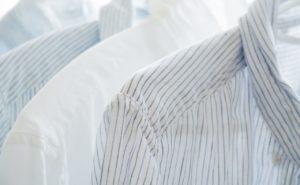 柔軟剤,ワイシャツ